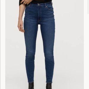 Slim fit pants jeans